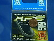 1 busta da 10 ami Trabucco XPS TFK10 o 20 a scelta pesca agonismo, trota camola