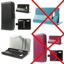 Flip Pelle Cover Custodia Wallet per SAMSUNG GALAXY TREND 2 II LITE G318