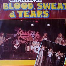CHALLENGE b.s.t  1984 vinyle 33T hendrix GER rock NEUF vinyl lp long player