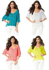 Laura Scott Pullover oversize-form. in 4 Colori. NUOVO!!! Kp 45,99 € SALE%%