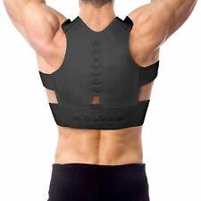 Magnetic Posture Brace Support Belt Helps Stance Straightens Lumbar Region