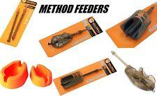 Guru Method Feeders * Inline X-Safe Method Bait Moulds Spare Inserts *  1 POST