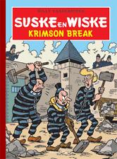 LUXE Suske en Wiske De krimson break 2010