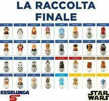 ROLLINZ 3.0 STAR WARS - PERSONAGGI A SCELTA - ESSELUNGA ITALIA 2020