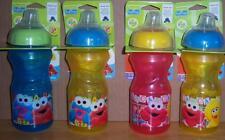 Sesame Street Beginnings 11oz Soft Spout Cup, Cookie Monster, Elmo, Big Bird