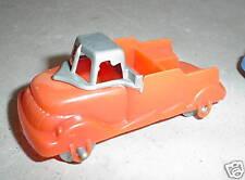 Vintage Plastic Gilmark NY Orange Truck LOOK