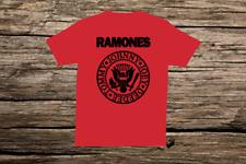 BOYS BAND SHIRTS~RAMONES T-SHIRT~INFANT RAMONES SHIRT~BAND SHIRTS~BOYS SHIRTS