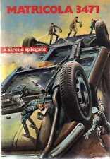 SUPPL.MONELLO-N° 7 ANNO 1972 (SERIE A SIRENE SPIEGATE)