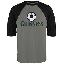 Guinness - Soccer Logo 3/4 Sleeve