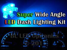Toyota Land Cruiser 80 Series Full Dash Instrument LED Light Kit White Blue Red