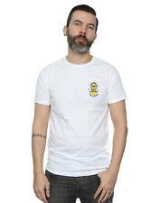 Star Wars Men's C-3PO I'm A Rebel Chest Print T-Shirt
