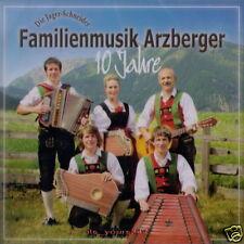 Familienmusik Arzberger: 10 Jahre [2008] | CD NEU