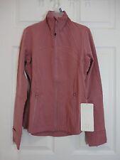 NWT Lululemon Define Jacket Zip Up Luon Quicksand Pink Size 10 8 6 4