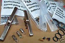 48 Teile für Märklin-Loks: Ersatz- u.VerschleißteileSet #ET2