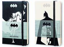 "Batman Moleskine Limited Edition 3.5"" x 5.5"" Pocket Notebook"