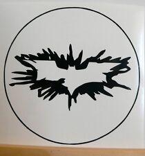 adesivo Batman uomo man sticker decal vynil vinile car auto moto film cinema bat