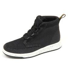 D6900 (without box) sneaker donna tissue DR. MARTENS black shoe woman