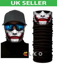 ELKO® Multiuse Clown Biker Balaclava Neck Tube Warmer Snood Scarf Face Mask