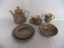 C4 Pottery Denby Sumatra 4B4A