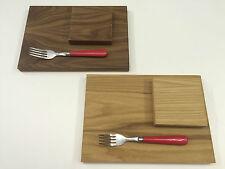 Walnut & Oak veneer placemats