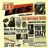 GUNS N' ROSES - G N' R Lies [PA] (CD 1988)