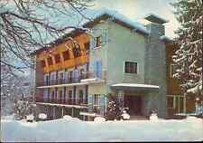 74 - cpsm - Annexe de l'Hôtel des Alpes - Colonie de vacances d'Armentières