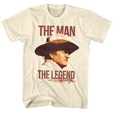 American Classics  John Wayne  Man/Legend  T Shirt