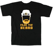 "Pittsburgh Penguins Phil Kessel ""BEARD"" jersey T-shirt Shirt or Long Sleeve"