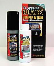 Forever Black Bumper & Trim Dye Kit Restore Faded Bumpers & Vinyl or Rubber