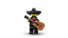 Lego mariachi series 16 parts legs torso head moustache hat sombrero guitar