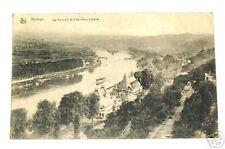 Belgium - Namur - Le Kursaal et l'ile Vas-t-y-Frotte