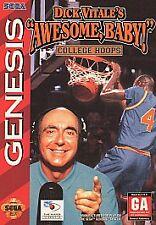 Dick Vitale's Awesome, Baby! College Hoops (Genesis)