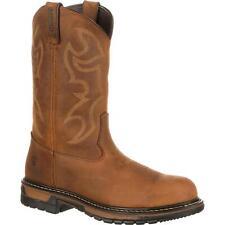 Rocky Men's Original Ride Branson Steel Toe Waterproof Western Boots FQ0002809