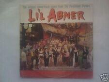 Lil Abner - 1959 - Original Movie Soundtrack-Record  LP