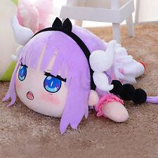 54cm Kobayashi-san Chi no Maid Dragon Kamui Kanna Anime Stuffed Plush Doll Toy