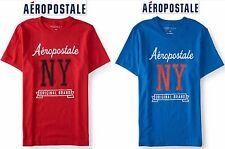 NWT Aeropostale Men 2XL / 3XL Graphic T Shirt XXL & XXXL Blue, Red 2X & 3X New