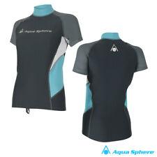 Aqua SPHERE Amy DA DONNA AVVENTURA Nuotatore Nuoto T-shirt girocollo donna Ragazze