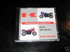 Werkstatthandbuch Kawasaki ZR-7S / ZR 7 S ab 2001