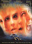 URBAN GHOST STORY rare Horror dvd JASON CONNERY Billy Boyd HEATHER ANN FOSTER