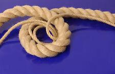 100 metres SYNTHETIC HEMP rope (hempex/ polyhemp) general purpose rope