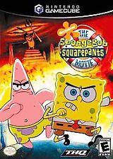 SpongeBob SquarePants Movie (Nintendo GameCube, 2004)