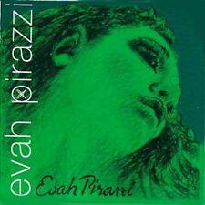 Pirastro Evah Pirazzi 4/4 Violin Strings Set E-Gold, Medium, e-ball O. Sling