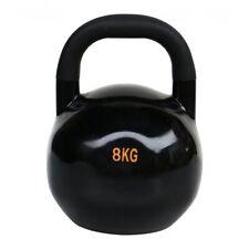Kettlebell olympique poids au choix noir