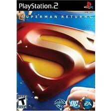 Superman Returns (PS2), Very Good PlayStation2, Playstation 2 Video Games