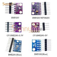I2C/SPI MPU9250 BMP280 10DOF GY-91 BME280 Kompass Barom for Raspberry Pi