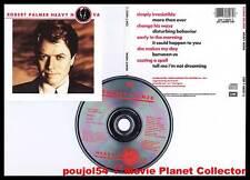 """ROBERT PALMER """"Heavy Nova"""" (CD) 1988"""