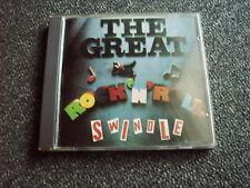 Sex Pistols-The Great Rock n Roll Swindle CD-Misspress