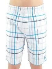 O'Neill Short Bañador Triumph blanco blau Cintura elástica de cuadros