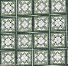 Casa De Muñecas Planta Panel Pisos Wallpaper Satin O Mate Tarjeta 1/12 - 1/24 # 40