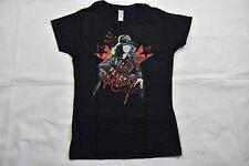Withney Houston Estrella Salón Ladies Skinny Camiseta Nueva Official Cómo Will I